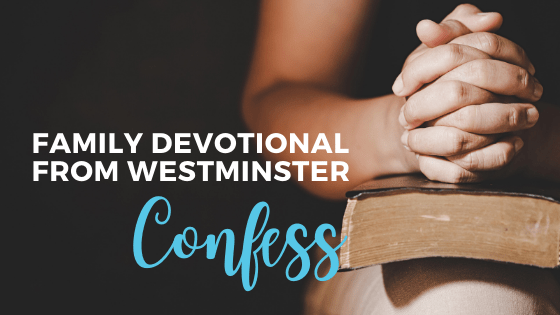 Confess (Family Devotional)