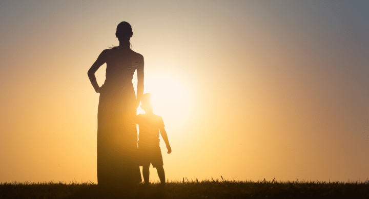 Mothers of faith who are blessed among women