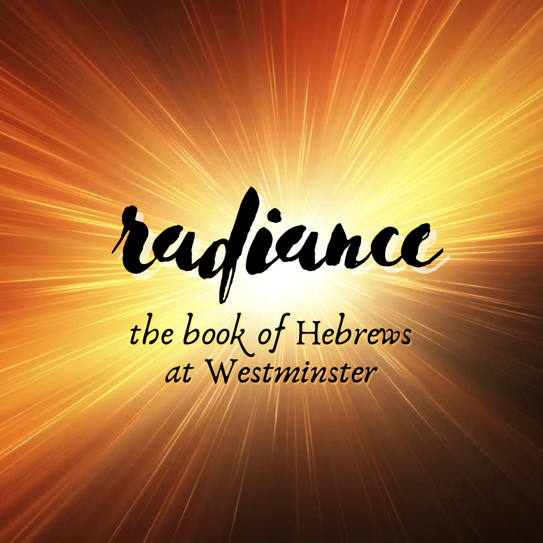 Radiance: An introduction to Hebrews