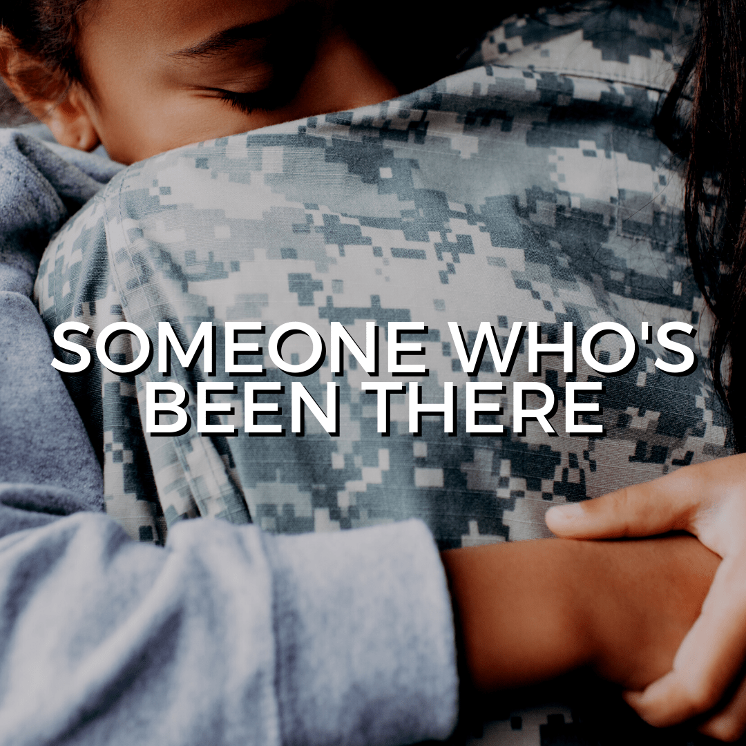Someone who's been there (Sermon)