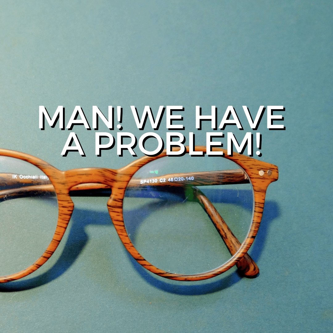 Man! We have a problem! (Sermon), Jeff Walther