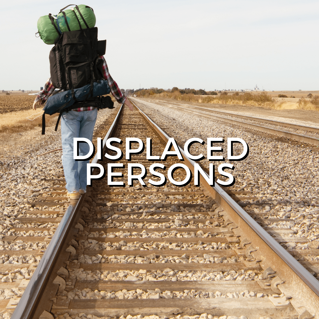 Displaced Persons (Sermon)